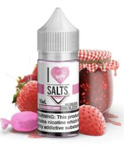 Strawberry Candy - I Love Salts - Mad Hatter - 30mL