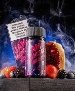 Mixed Berries by Jam Monster 100ml