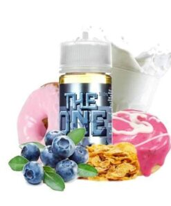Authentic BlueBerry by The ONE - 100ml - 3MG