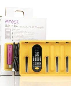 Efest iMate R4 Battery Charger