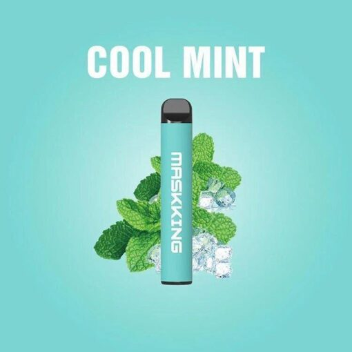 Maskking high gt cool mint disposable vape