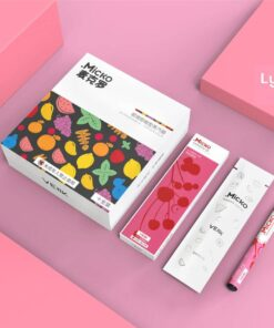 Lychee Ice Micko Disposable Vaporizer By Veiik
