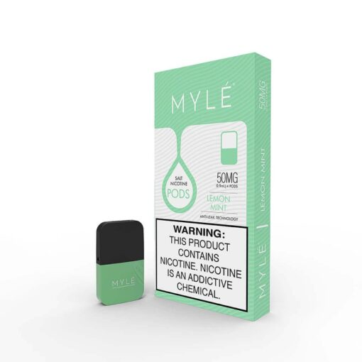 MYLE V4 Replacement Flavor Pods