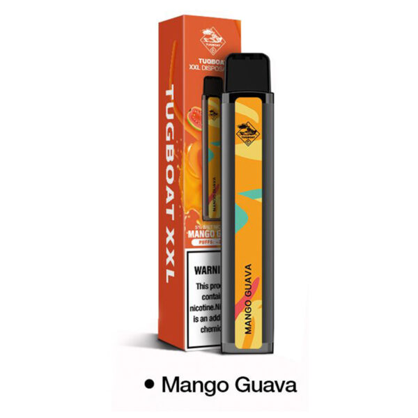 Tugboat XXL Cola-Ice Disposable 2500 Puffs